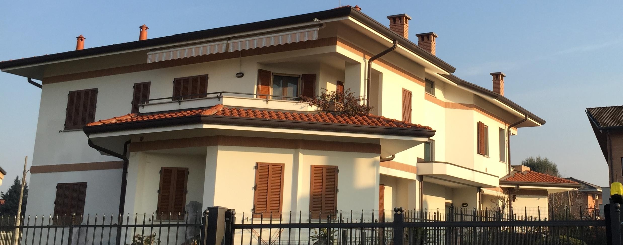 Palazzina e Villa Bifamiliare